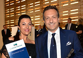 Benetti winner of the innovation award of the XXII edition of the Cathay Pacific Business Award