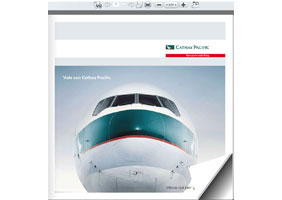 Cathay Pacific UsableBook
