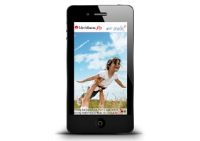 Meridiana Mobile Booking