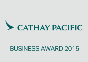 App Cathay Pacific Business Award 2015