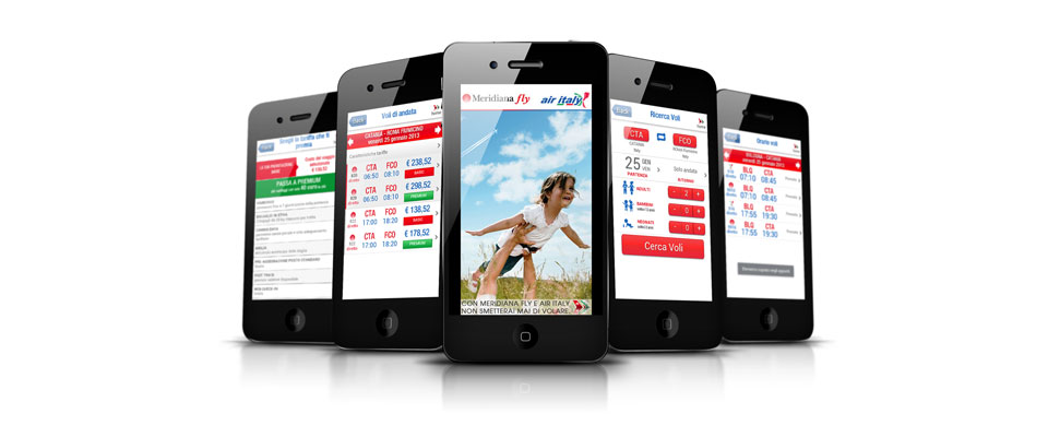 Meridiana fly - Air Italy Mobile Booking