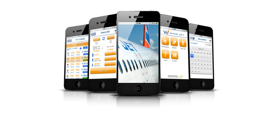 Wind Jet Mobile Booking